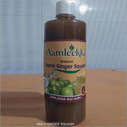 Amla Squash and Juices