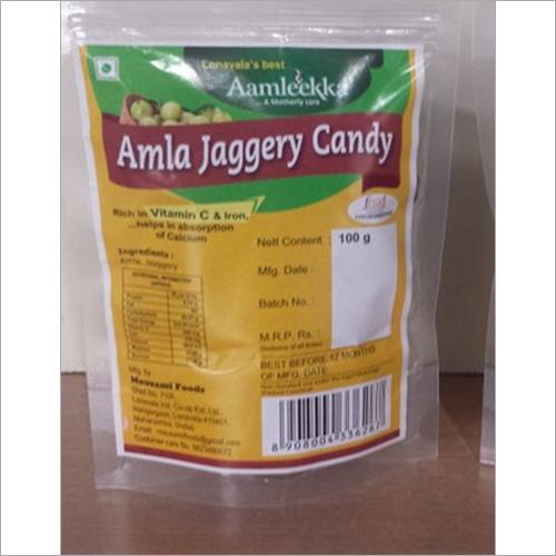 Amla Jaggery Candy