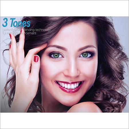 3 Tone Color Contact Lens