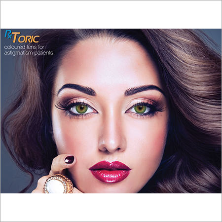 Dolly Black Contact Lens