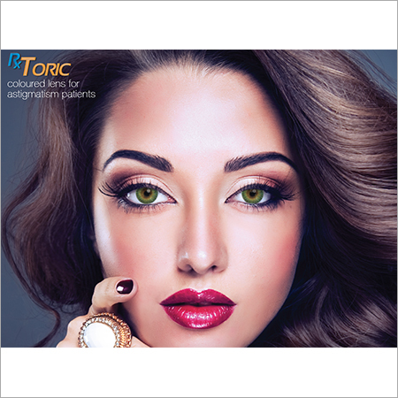 Gorgeous Brown Contact Lens