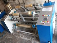 PVC Clean Film Slitting And Rewinding Machine