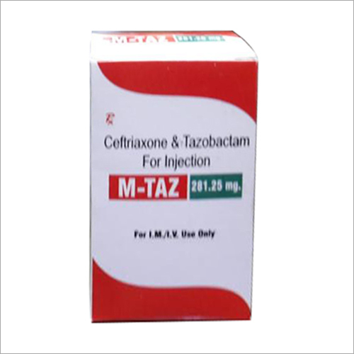 M-Taz 281.25 mg injectioin