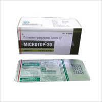 Duloxetine Hydrochloride Tablets BP