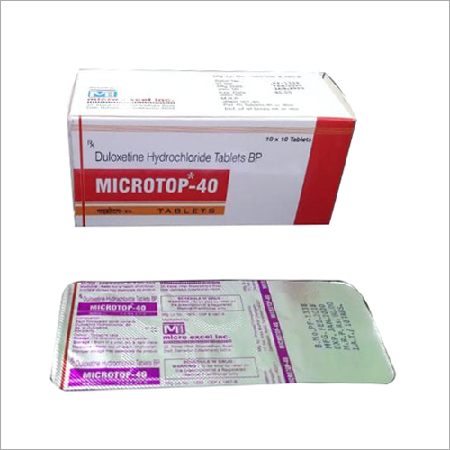 Duloxetine  Tablets BP