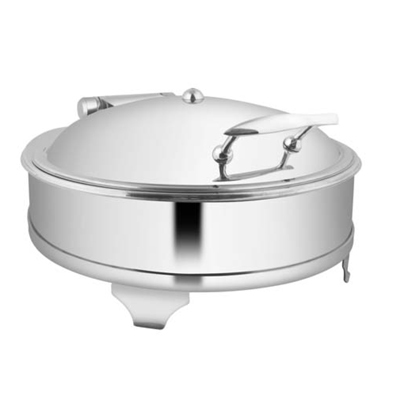 SS Lid Chafer With E E & Frame