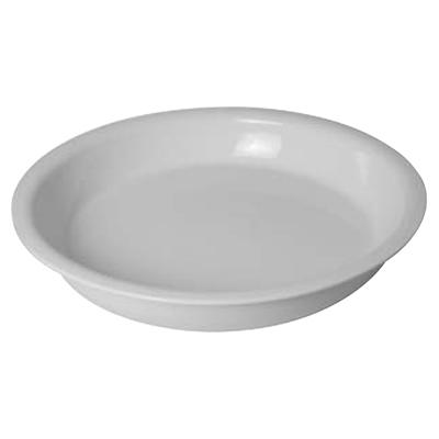 Round Procelain Food Pan