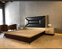 Low Floor Double Bed
