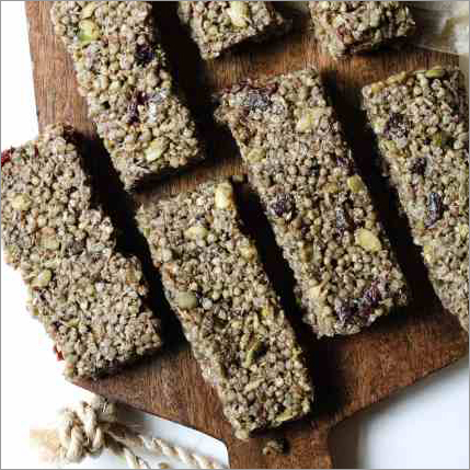 Buckwheat Energy Bar