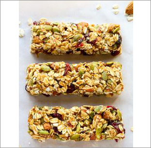 Dry Fruit Mix Energy Bar