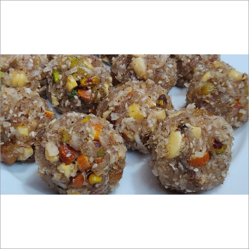 Dry Fruit Mix Laddu
