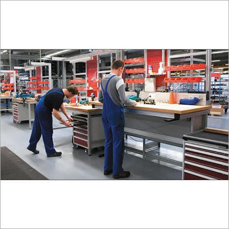 Industry Assembly Workstation System