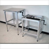 Packaging Aluminium Tables