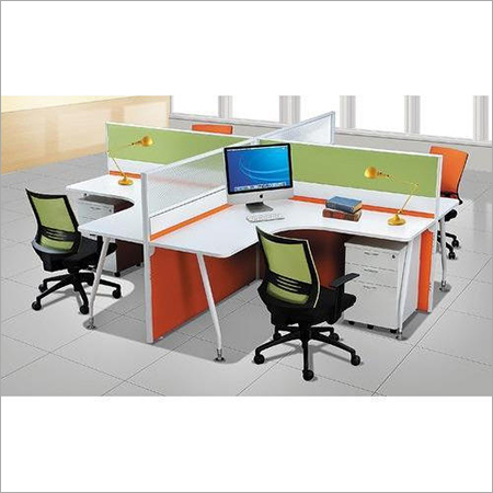 Office Aluminium Profile Workstation