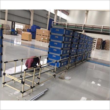 FIFO Storage Rack