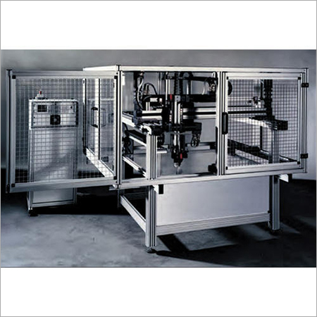 Machine Fencing Guard