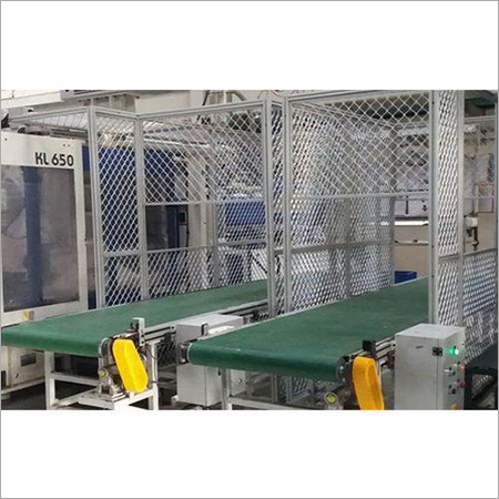 Belt Conveyor Fencing
