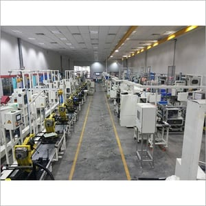 Assembly Line Special Purpose Machine