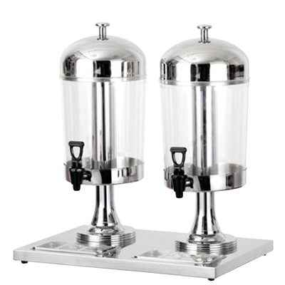 Double Juice Dispenser