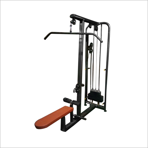 Lat Pull-Down Gym Machine