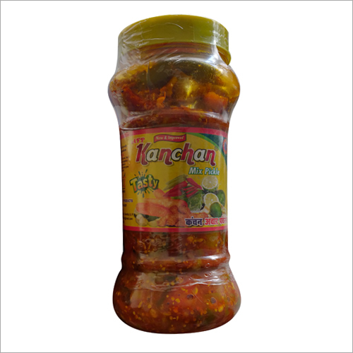 Spicy Mixed Pickle