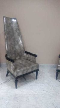 Long Back Chair