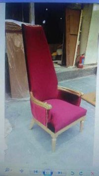 Long Back Designer Chair