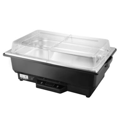 Electric Fiber Chafer (Flip Top Cover)