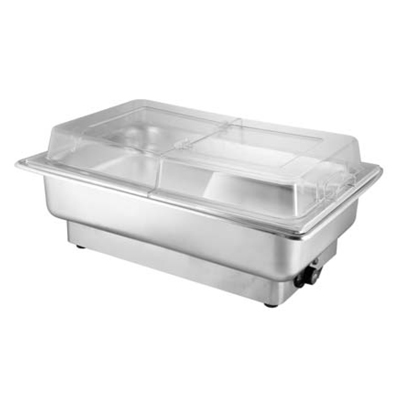 Electric SS Chafer (Flip Top Cover)