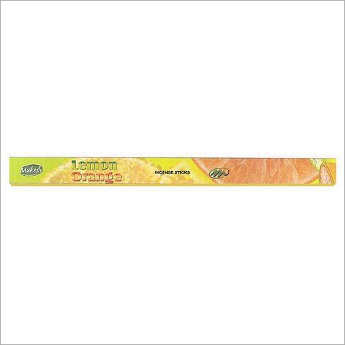 Lemon Orange Incense Stick