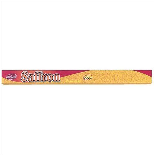 Saffron Incense Sticks