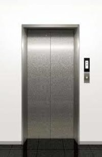 Home Lift Traction-SS-mat Finish  Auto Door