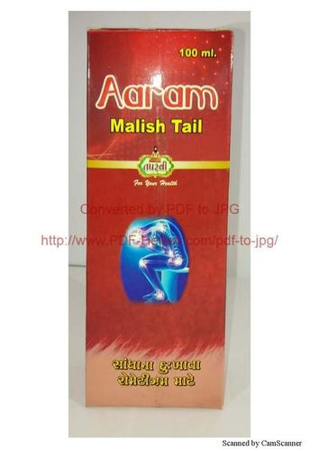 Aaram Massage Oil