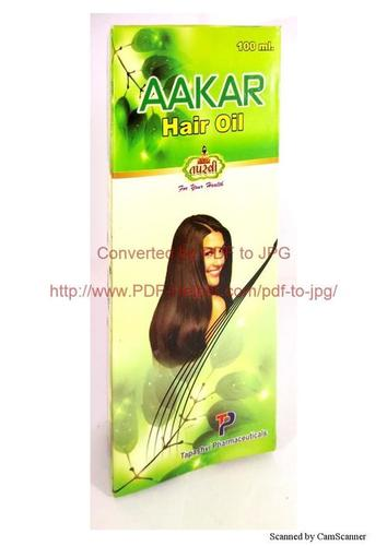 Aakar Hair Oil