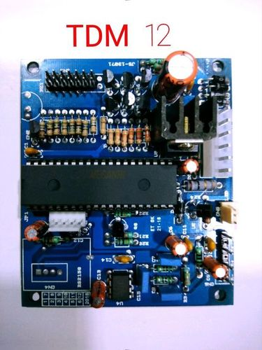Standard Weighing Scale PCB