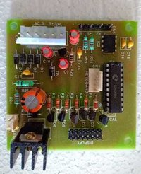 Weighing scale Motherboard Card