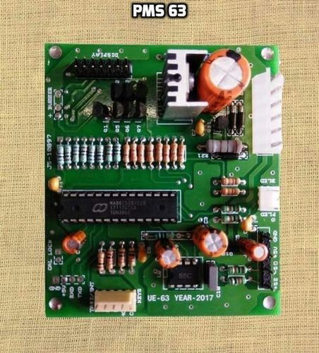 Weighing Scale Card PCB