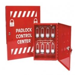 Steel Control Center Box Padlock