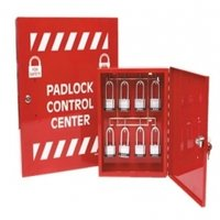 Steel Control Center Box Padlock