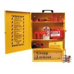 Combined Lockout /Group Lockout Box Station