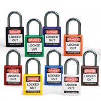 Safety Padlocks With N...