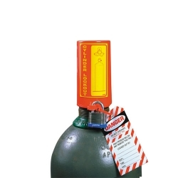 Prinzing Gas Cylinder Lockout