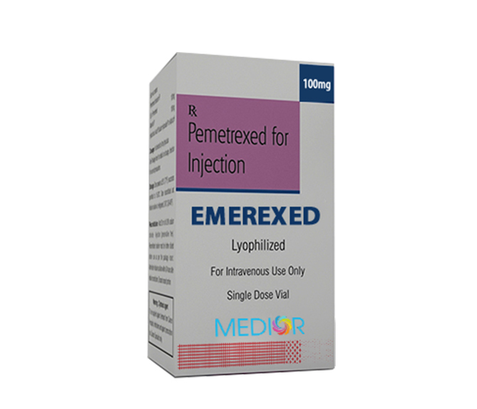 Pemetrexed Injection