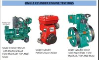 Single Cylinder Engine Test Rigs