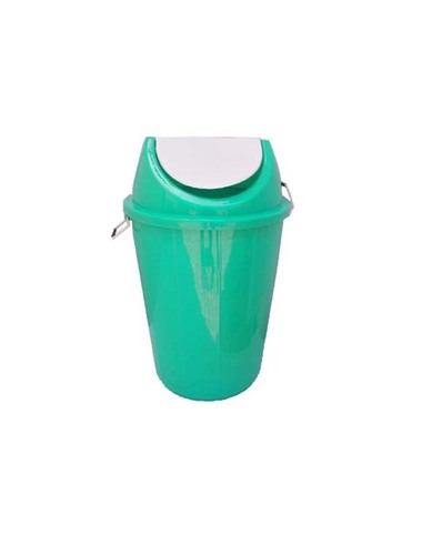 Plastic Dustbin With Swing Lid 60 Ltr