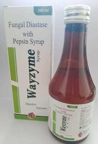 Fungal Diastese 50mg+pepsin 10mg