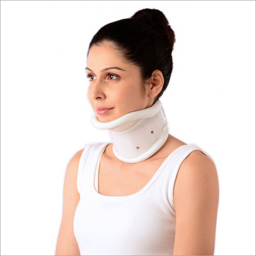 Hard Cervical Collar With Chin Support