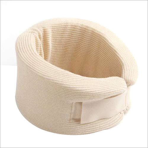Soft Cervical Collar.