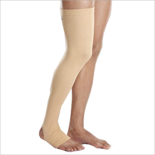 Compression Stocking Below Full