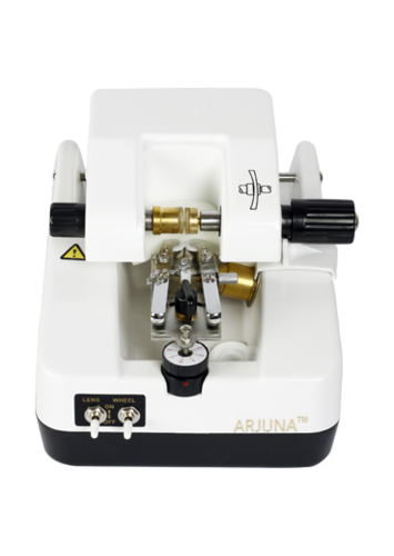 Automatic Lens Groover